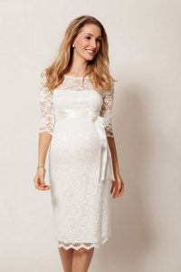Standesamt Schwanger Kleid