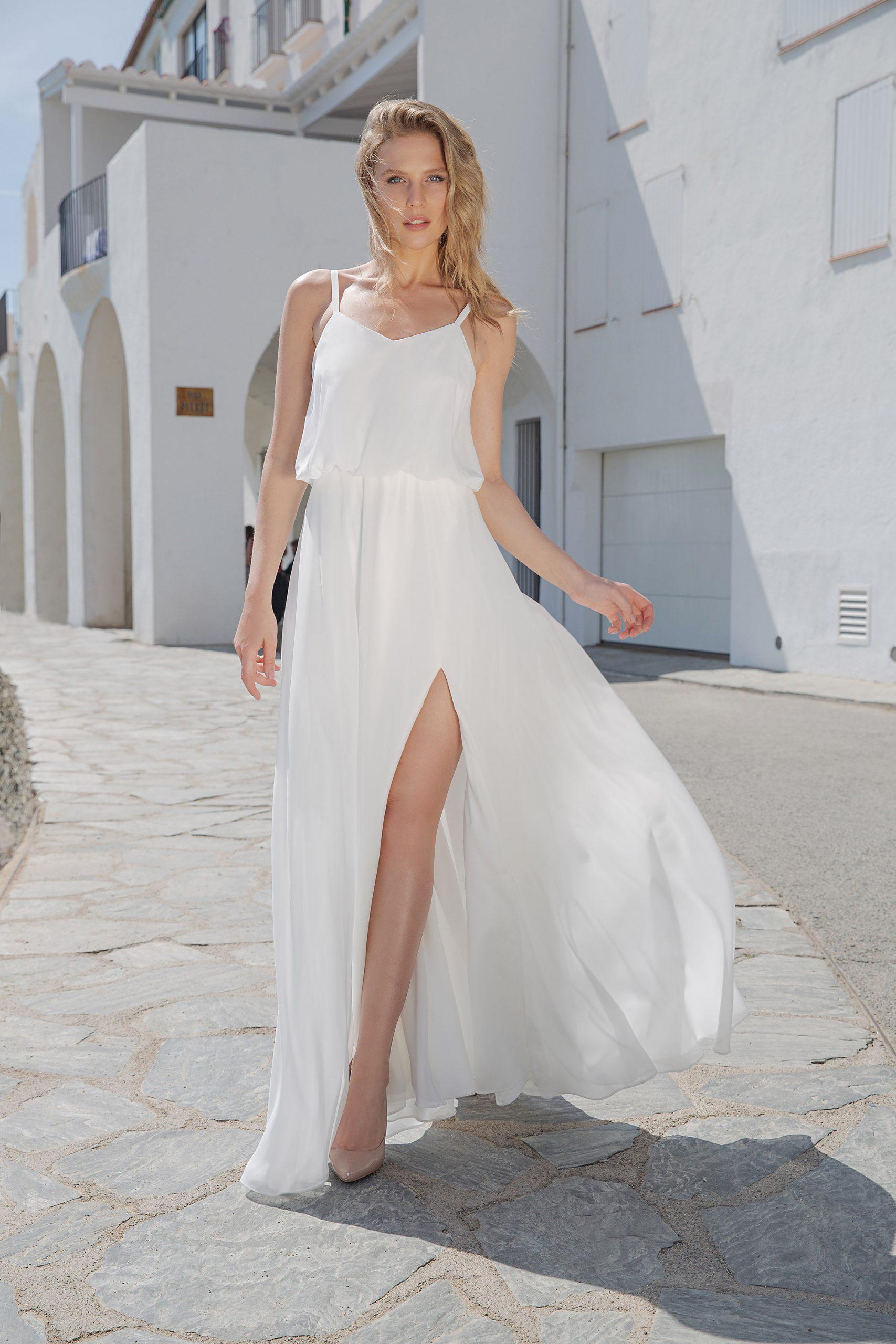 Standesamtkleid A7208  Fashion Queen Gmbh