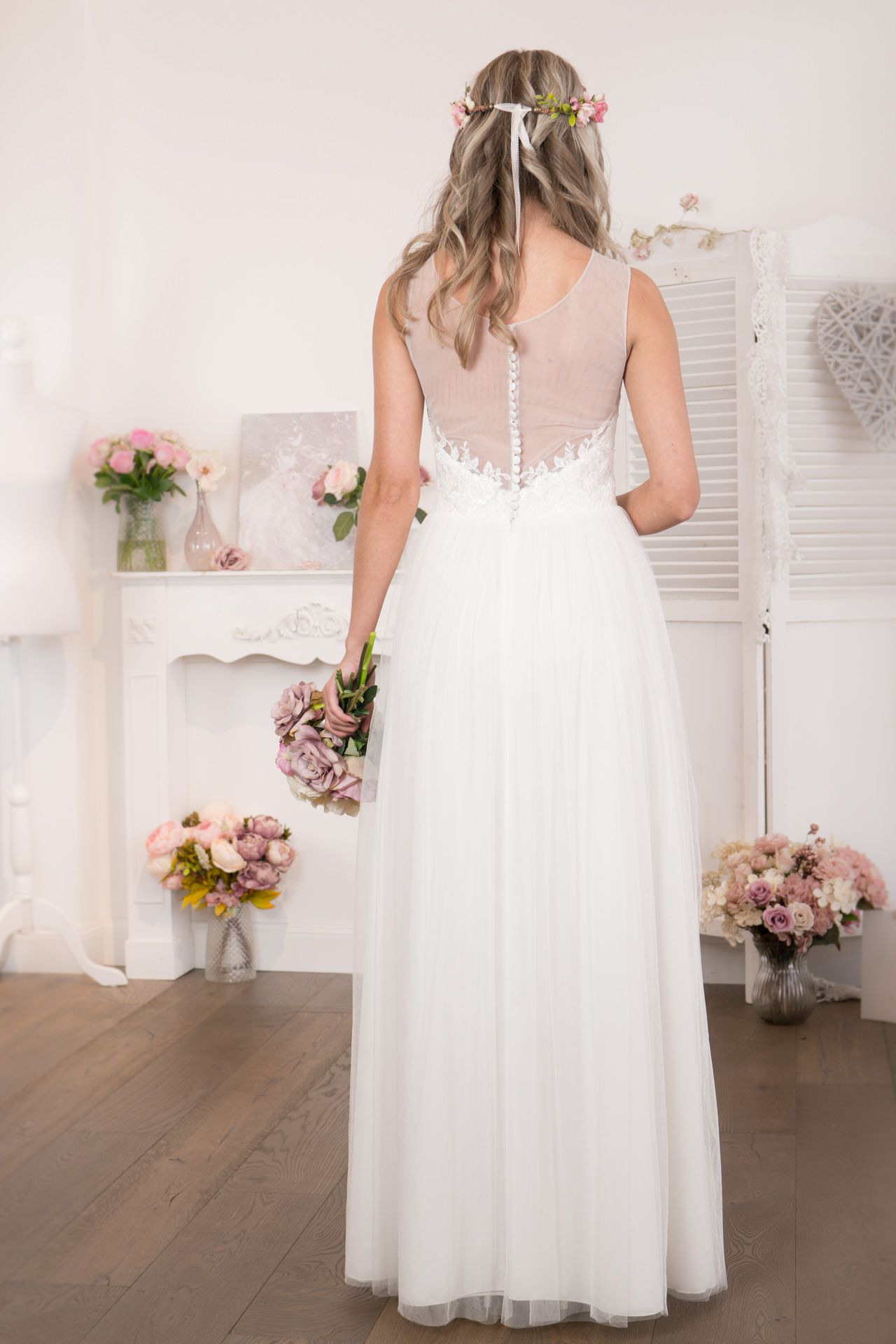 Standesamtkleider  Brautmoden  Brautmode