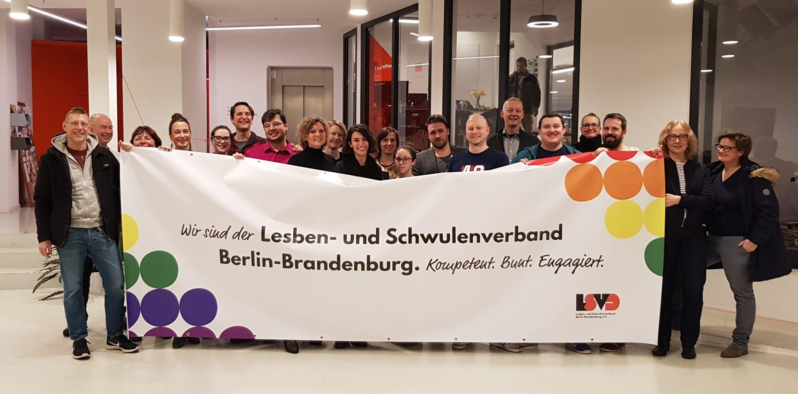 Stellenausschreibung  Lsvd Berlinbrandenburg  Lsvd
