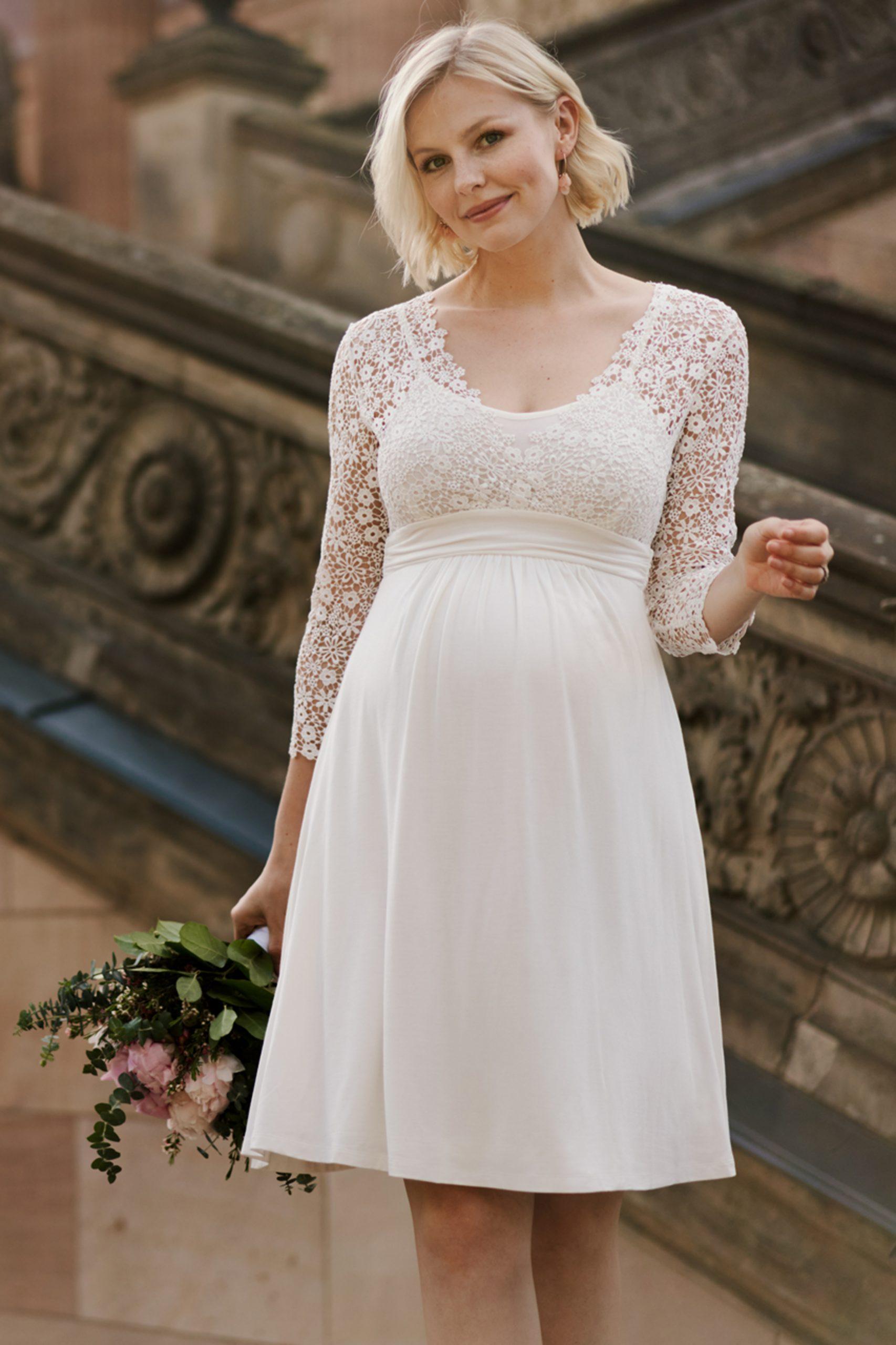 Stillkleider Für Die Hochzeit  Retoure Kostenlos  Mamarella