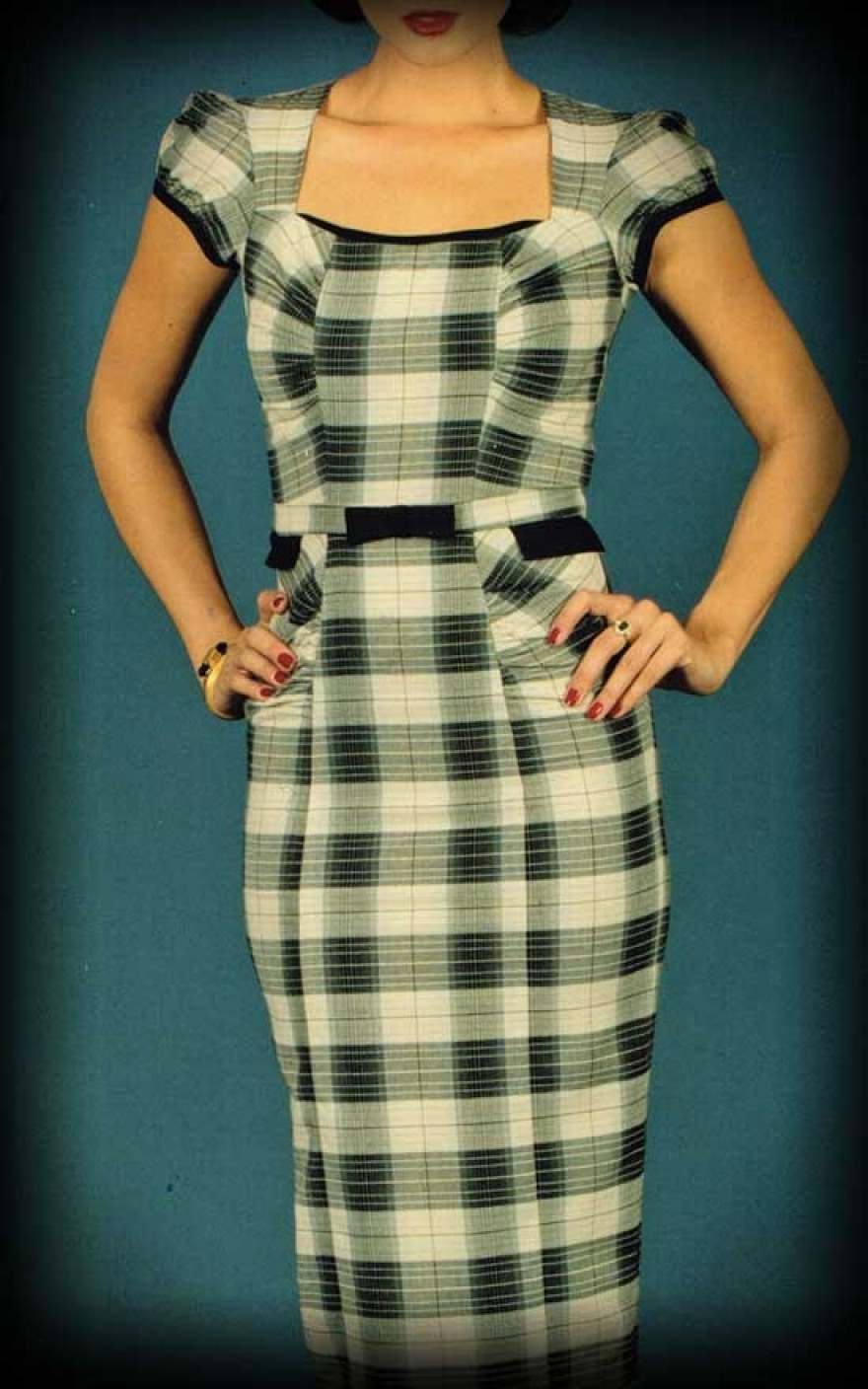 """Stop Staring Kleid """"Ginny""""  Rockabilly Rules"""