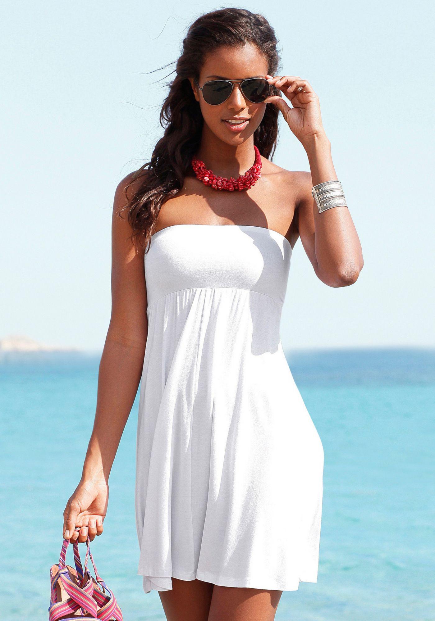 Strandkleider  Damenmode  Einebinsenweisheit