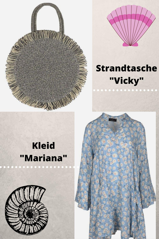 Strandoutfit In 2020  Kleid Blumenmuster Blumenmuster