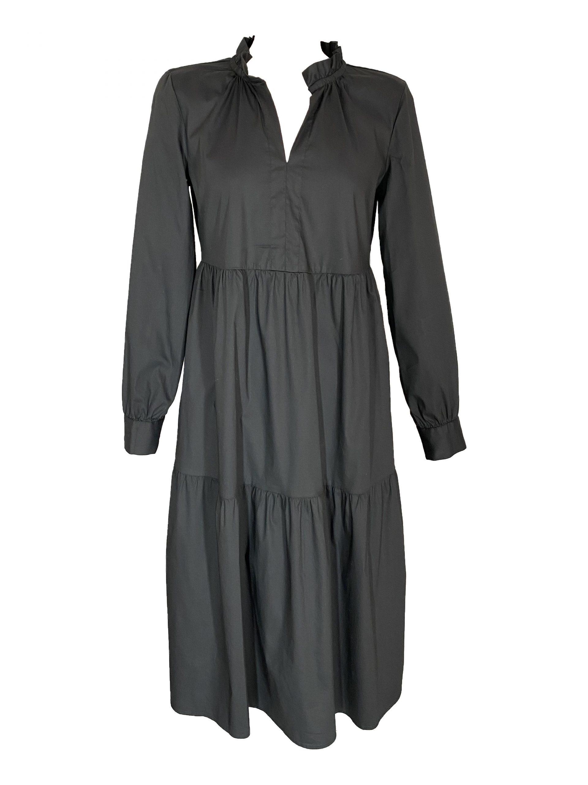 Stufenkleid Maxi 4890152190  Damen  Mode  Bader