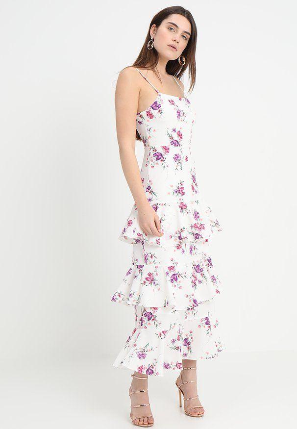 Sugardaddy  Maxikleid  Vintage Bloom White  Kleider