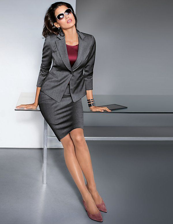 Suits  Madeleine Fashion  Business Kostüm Damen Büro