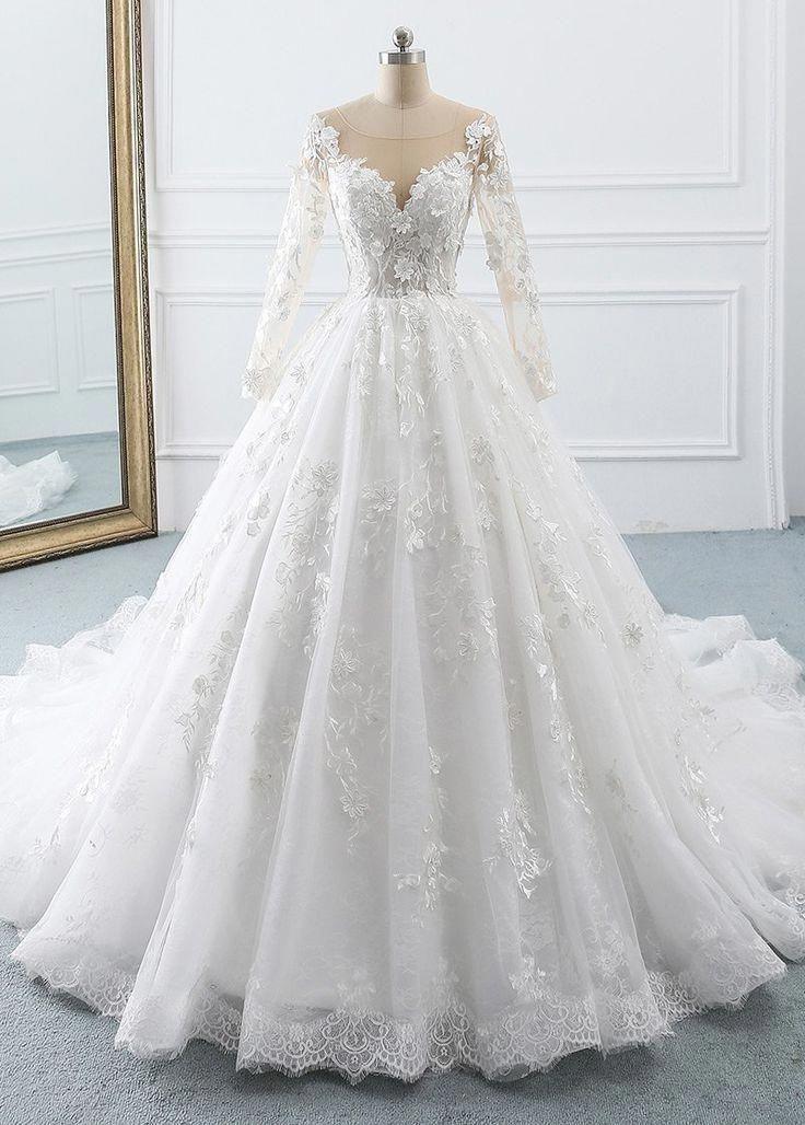 Summerweddingdress In 2020  Kleider Hochzeit Braut