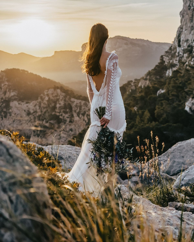 Sunset Shooting Bride Mallorca  Hochzeitsvideos