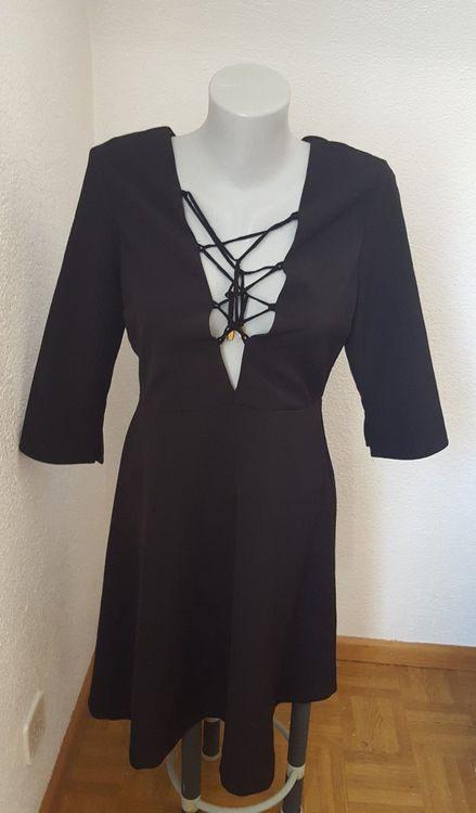 Super Sexy Kleid Zara Basic Gr M Schwarz Kaufen Auf Ricardo