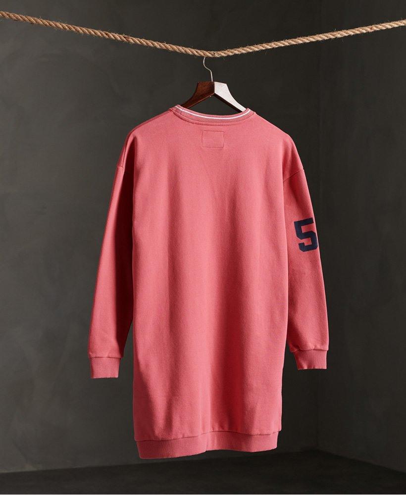 Superdry Coded Sweatkleid  Damen Kleider