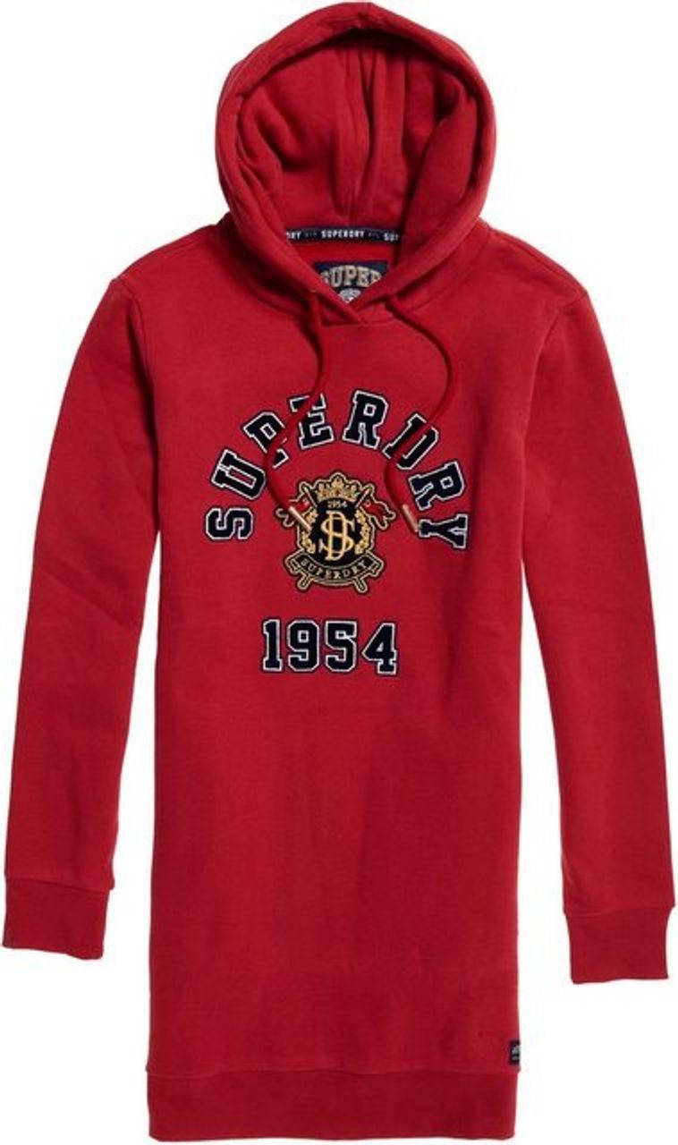 Superdry Sweatkleid »Hilary Sport Sweat Dress« Im Trendy