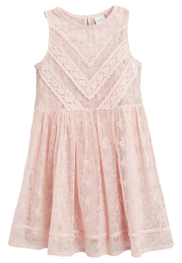 Süße Kinderkleider Für Kleine Prinzessinnen  Zalando