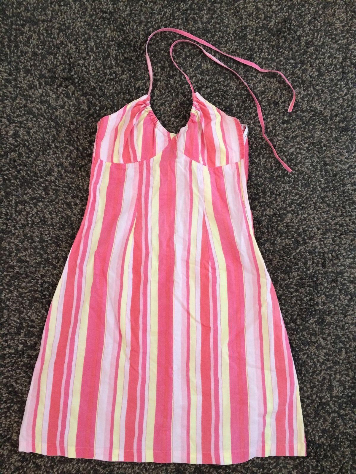 Süßes Sommer Kleid Im Thailand Stil Von H  M Gr Xs  34