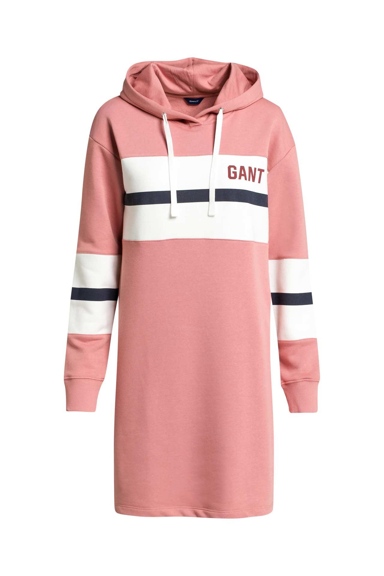 Sweatkleid Rosa  Gant » Günstig Online Kaufen