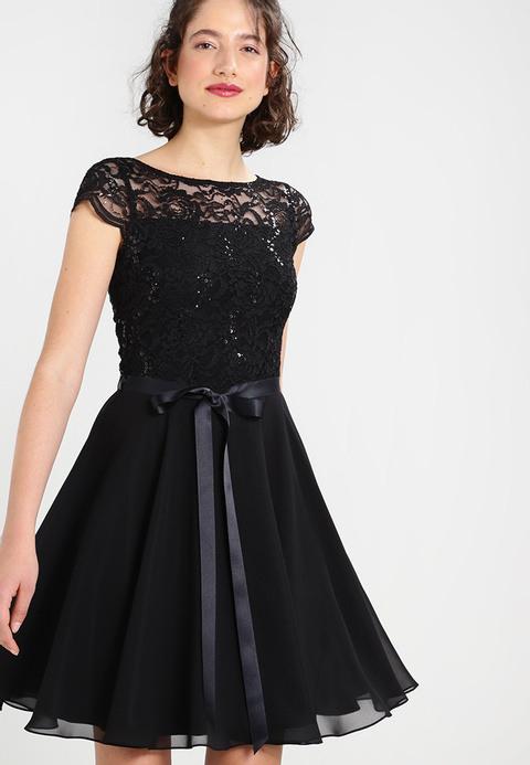 Swing Cocktailkleid/Festliches Kleid  Black  Zalandoch
