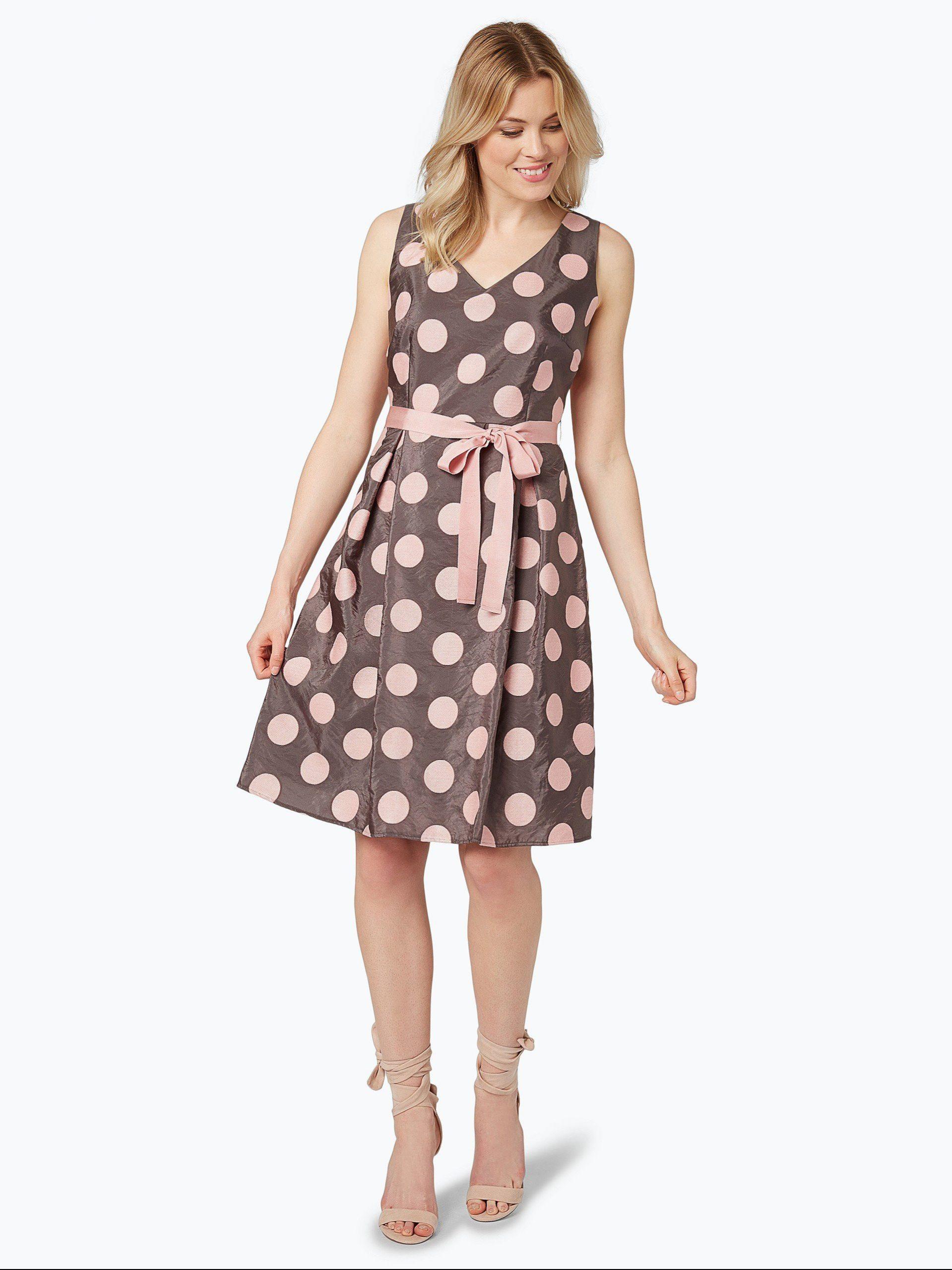 Taifun Damen Kleid  Petit Four Online Kaufen  Peekund