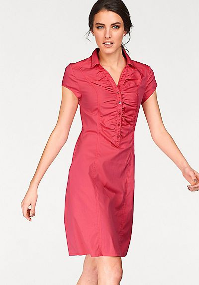 Tamaris Hemdblusenkleid Online Bestellen Bei Baur