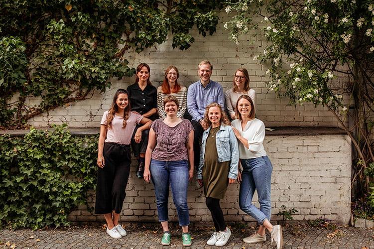 Team  Kleider Machen Bräute