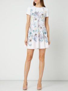 Ted Baker Kleid Mit Floralem Muster Modell 'Haylinn' In