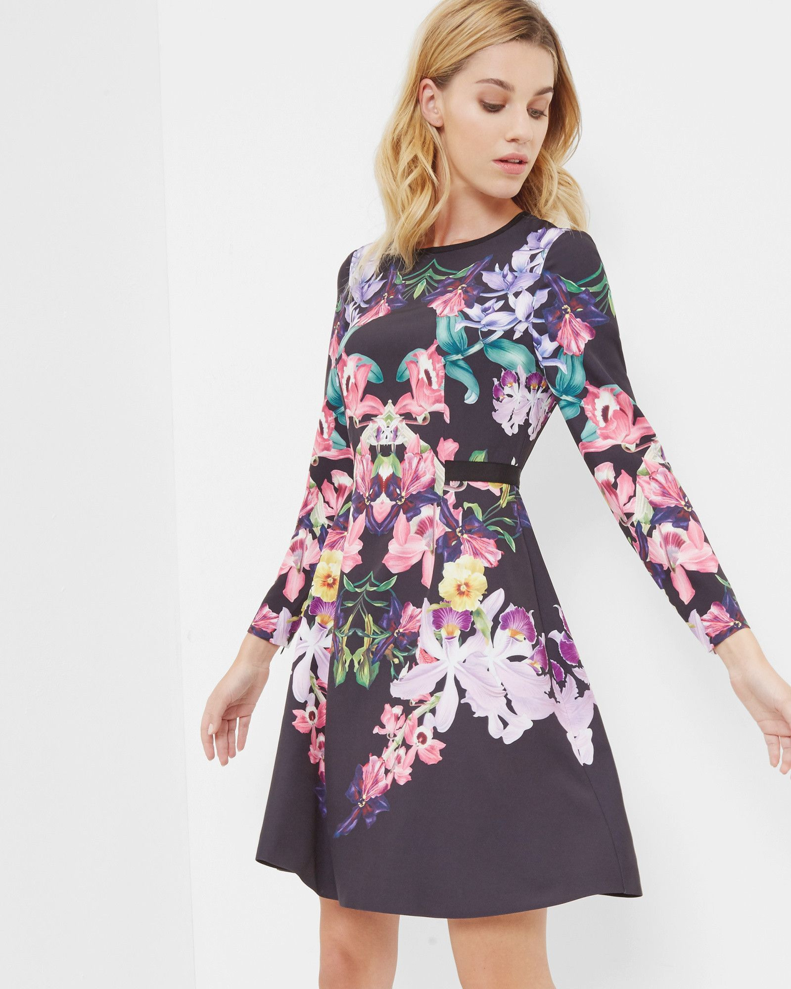 Ted Baker Lost Gardens Dress With Images  Garden Dress