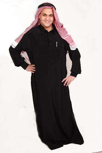 Theaterkostüm Araber Scheich Kostüm Orient Karnevalskostüm