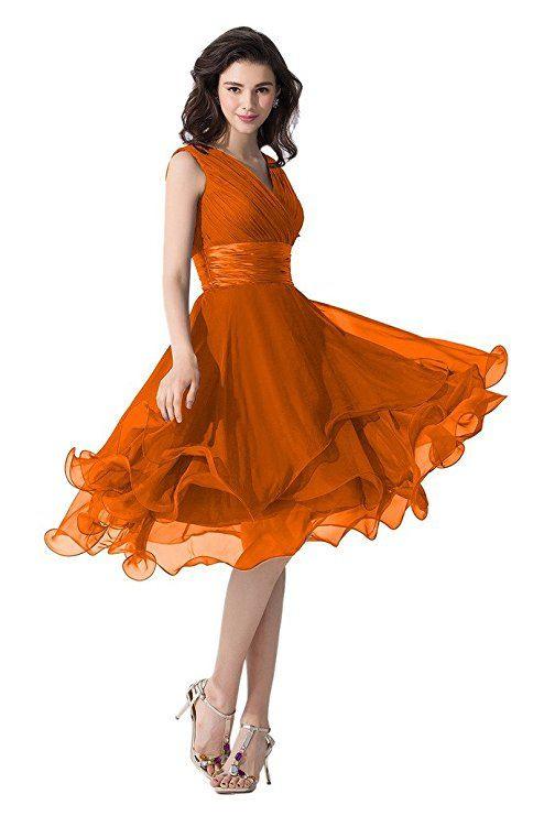 Tolles Kleid Für Brautjungfern Oder Für Die Nächste Party