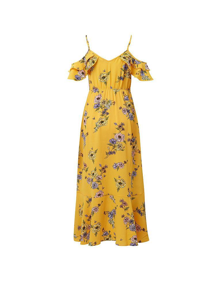 Tom Tailor Denim Kleid Gelb  M