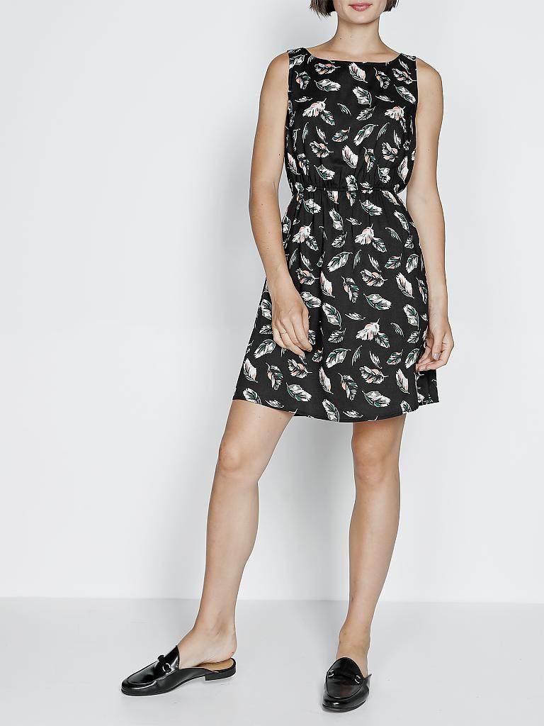 Tom Tailor Denim Kleid Schwarz  L