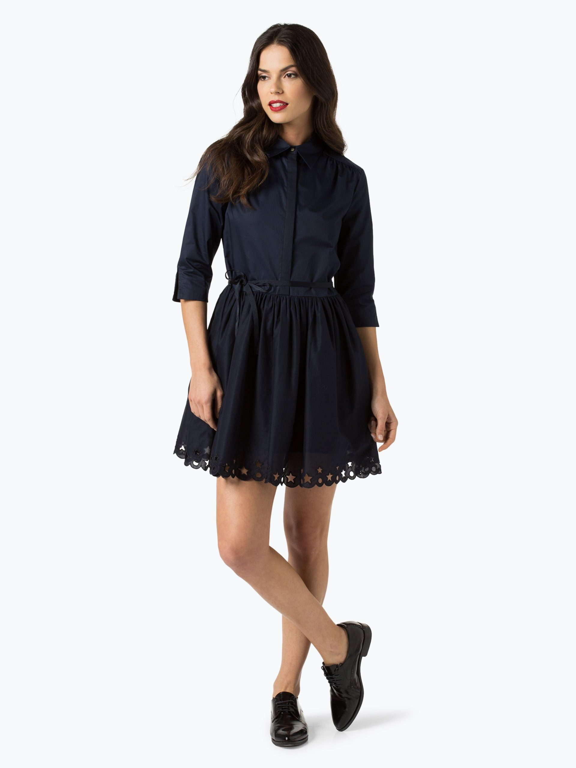 Tommy Hilfiger Damen Kleid Online Kaufen  Peekund