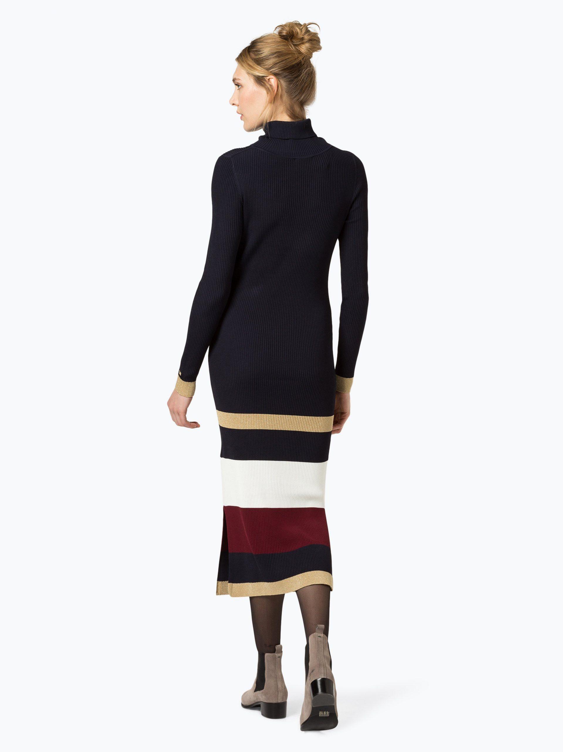 Tommy Hilfiger Damen Kleid  Tommy Icons Stripe Dress