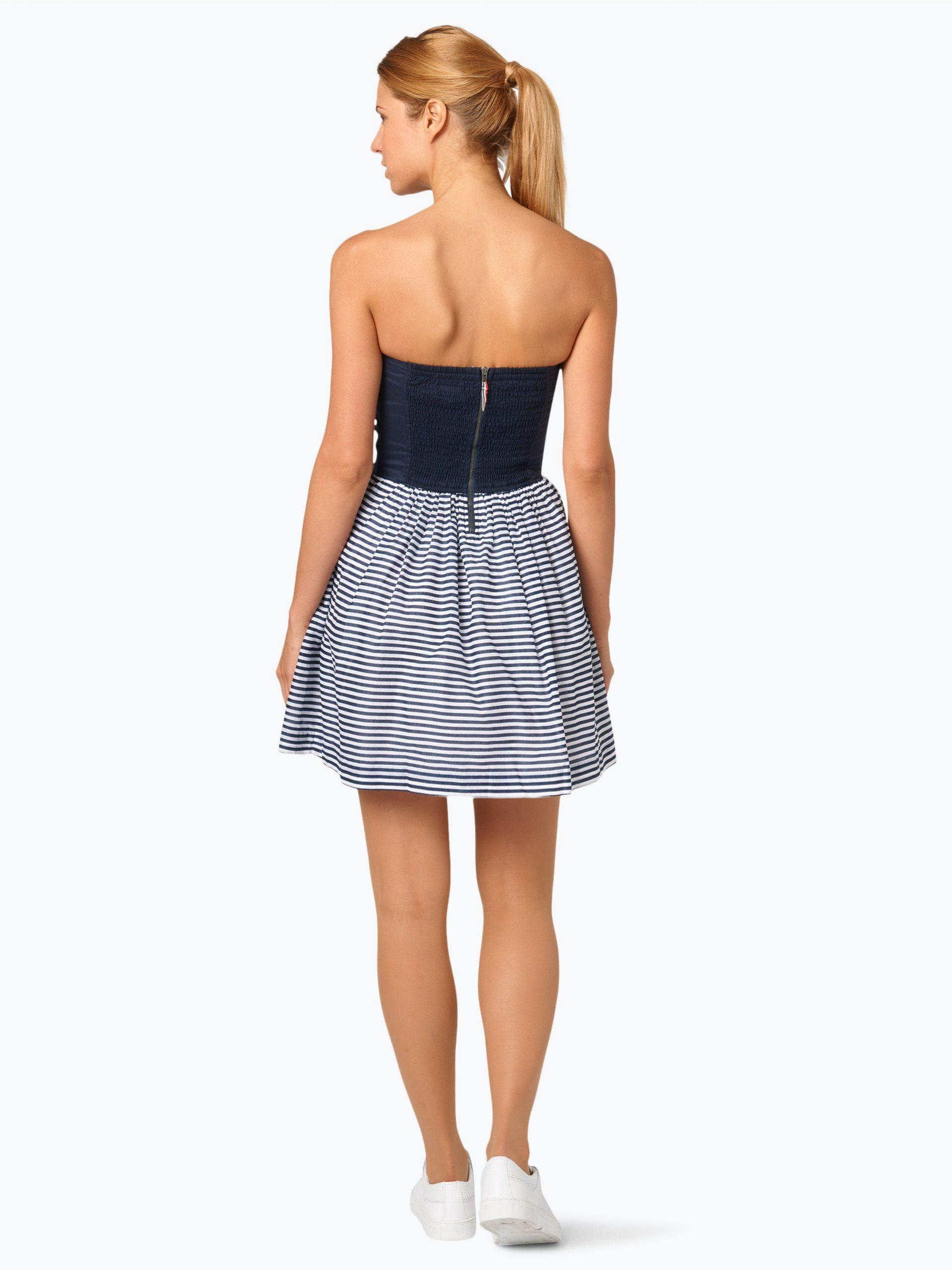 Tommy Jeans Damen Kleid Online Kaufen  Peekund