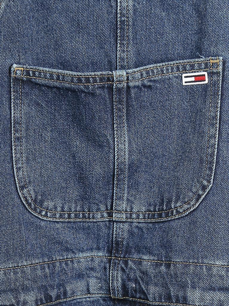 Tommy Jeans Jeanslatzkleid Blau  Xs