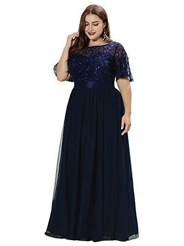 Top 10 Abendkleider Elegant Für Hochzeit Große Größen