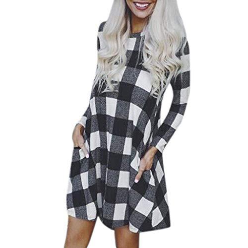 Top 10 Karierte Kleider Damen  Sporttaschen  Aimnexa