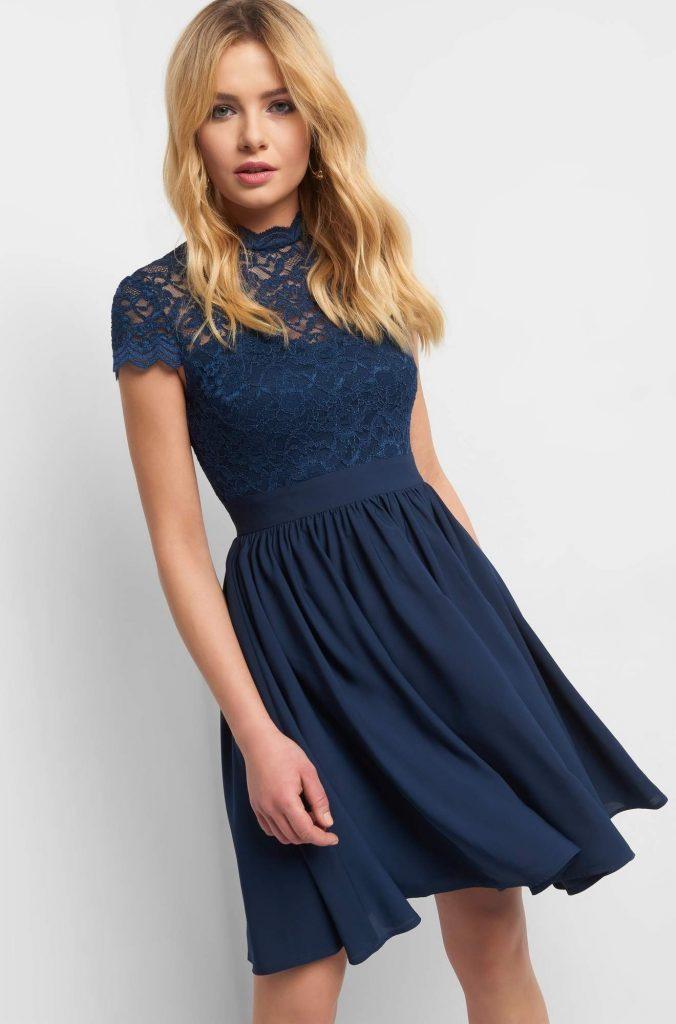 Top 10 Neuankömmlinge Abendkleid Knielang  Shophirlines