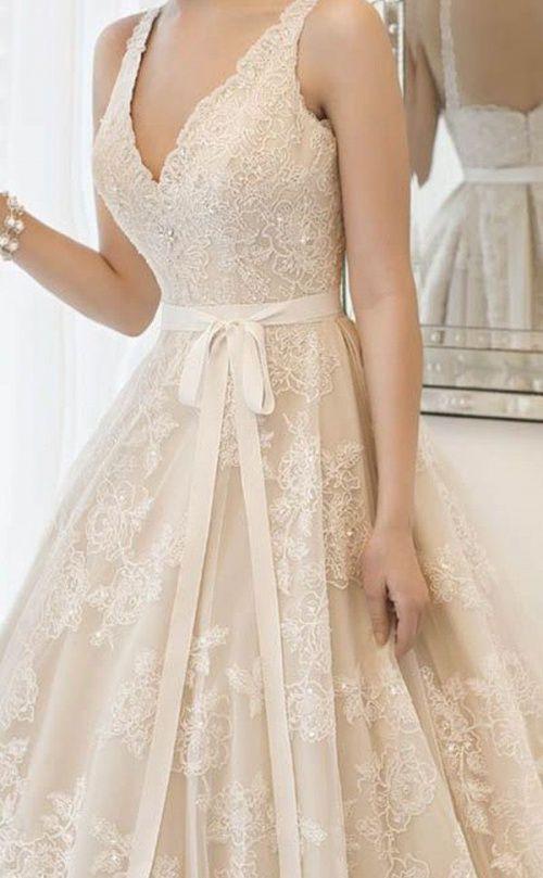 Top 20 Vintage Wedding Dresses For 2015 Brides  Braut