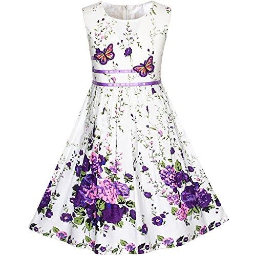 Top 8 Kleid Festlich Mädchen  Kleider Für Mädchen  Dabayal