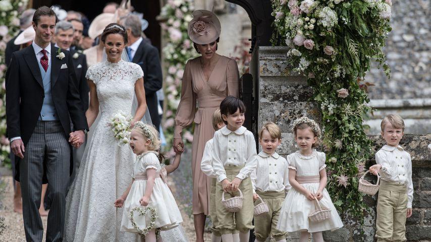 Top Oder Flop Wie Kam Kates Dress Bei Pippas Hochzeit An