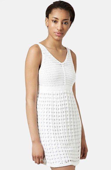 Topshop Knit Babydoll Dress  Nordstrom  Kleider