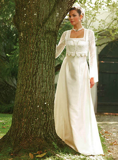 Trachten Hochzeitskleider