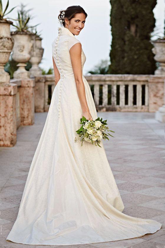 Trachtenmode 2018  Trachten Hochzeit Braut Dirndl Kleid
