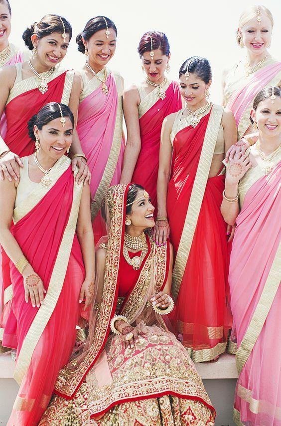 Traditionelle Hochzeitskleider Auf Der Ganzen Welt