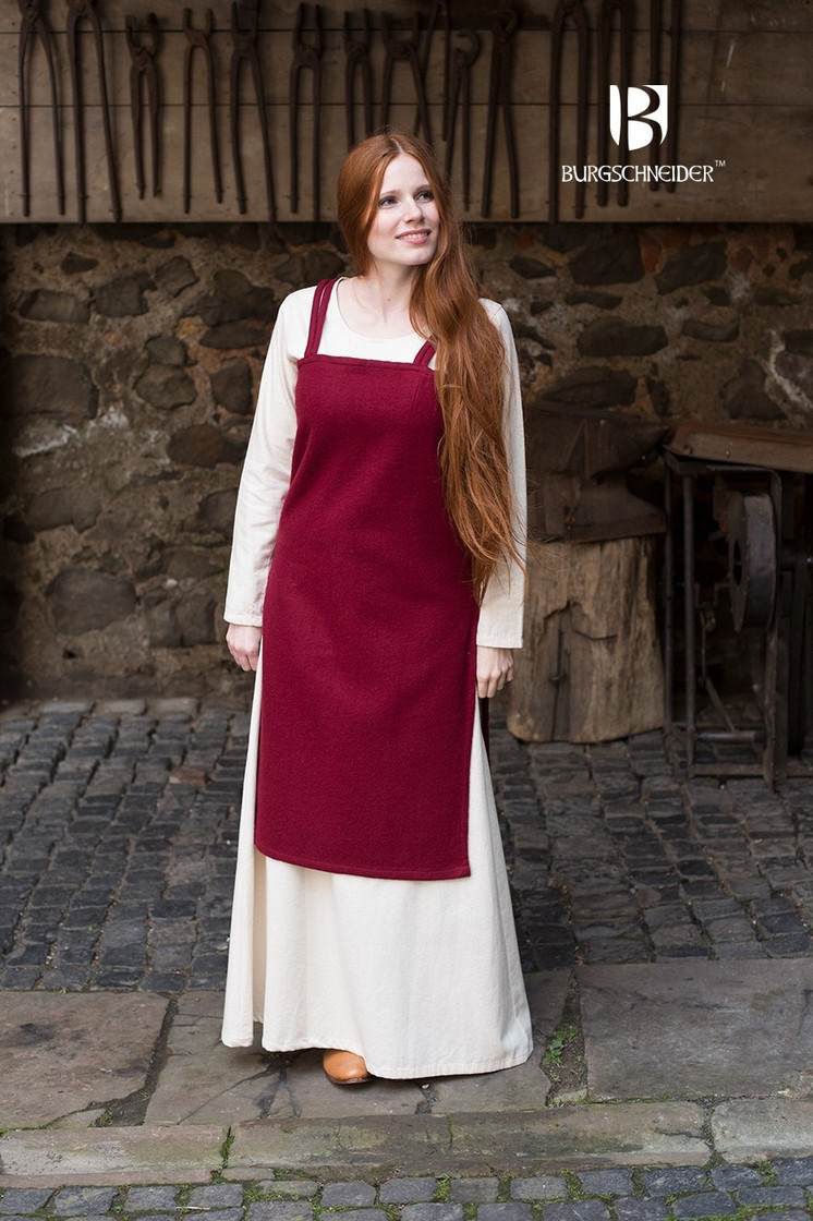 Trägerkleid Jodis Wolle  Rot  Zeughaus  Der Shop Für