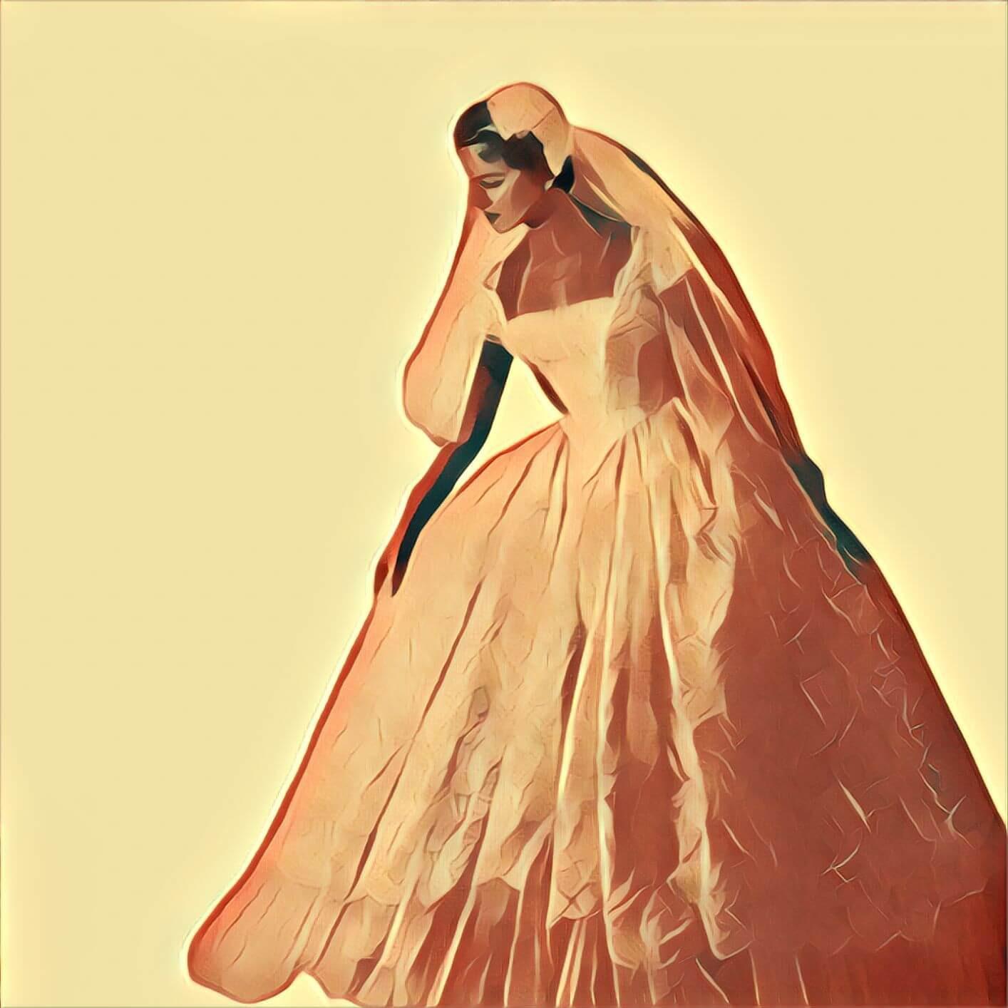 Traumdeutung Hochzeitskleid  Hochzeittrauungparty
