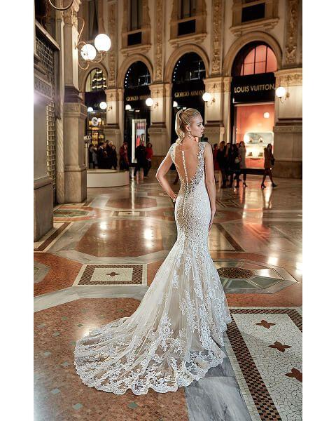 Traumhaft Schöne Italienische Brautkeider Von Eddy K