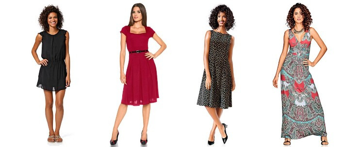 Traumhafte Kleider In Ihrem Mode Shop Heine