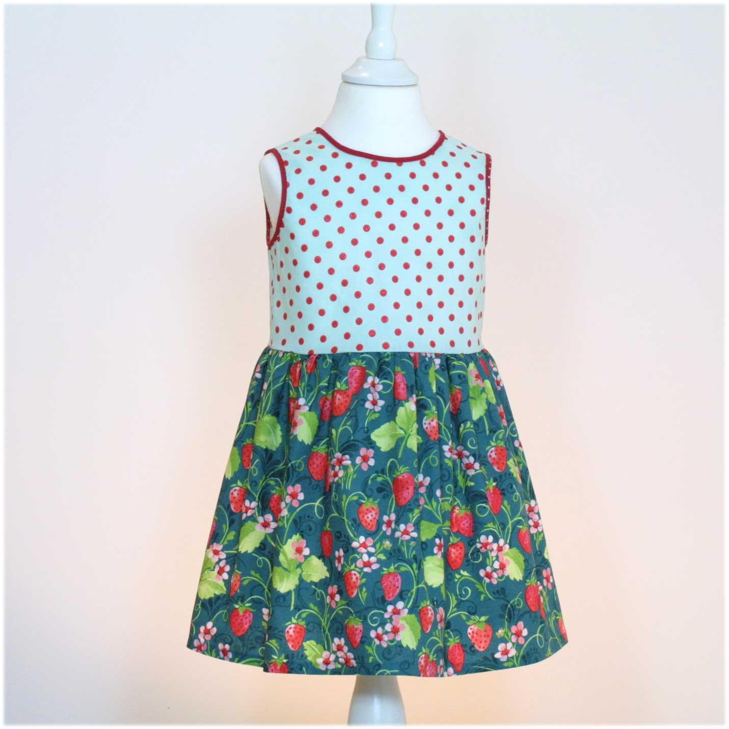 Traumhafte Mädchenkleider Für Frühjahr Und Sommer  Nähen