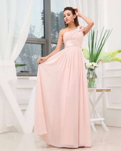 Trauzeugin Kleid Rosa