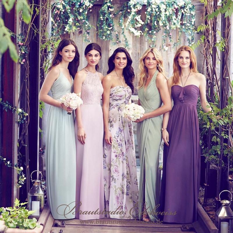 Trauzeugin Kleider Und Abendkleider Für Die Brautjungfern